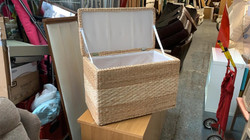 ROPE WEAVE BED BOX £25