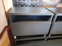 IKEA DRAWER UNIT BLACK BESTA BY IKEA £30 2 AVAILABLE