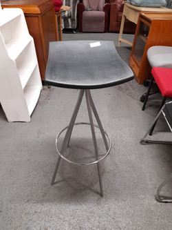 BAR STOOLS MOBLES 114 BARCELONA MODEL 8 AVAILABLE £25 EACH THESE RETAIL FOR OVER £200