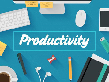 Tips to instantly increase your productivity.
