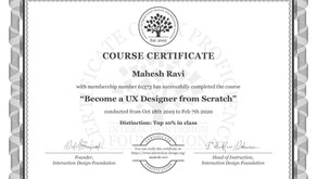 New Certification from IDF