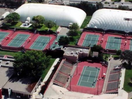アメリカ大学テニスの環境