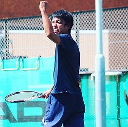 Breaking News!_本日、関西学生テニスリーグ2部最終戦で大阪教育大学