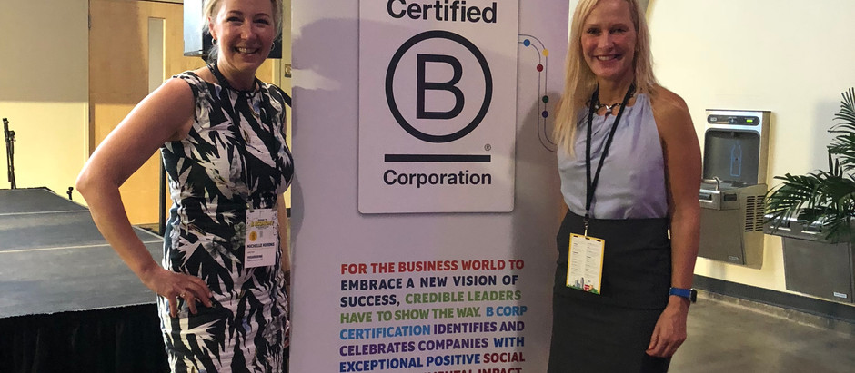 HigherRing Goes to New Orleans for the BCorp Champion's Retreat