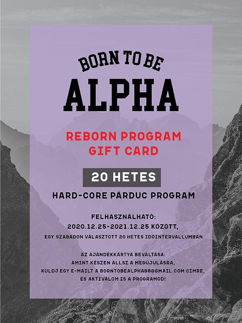 Hard-Core Reborn GIFT CARD