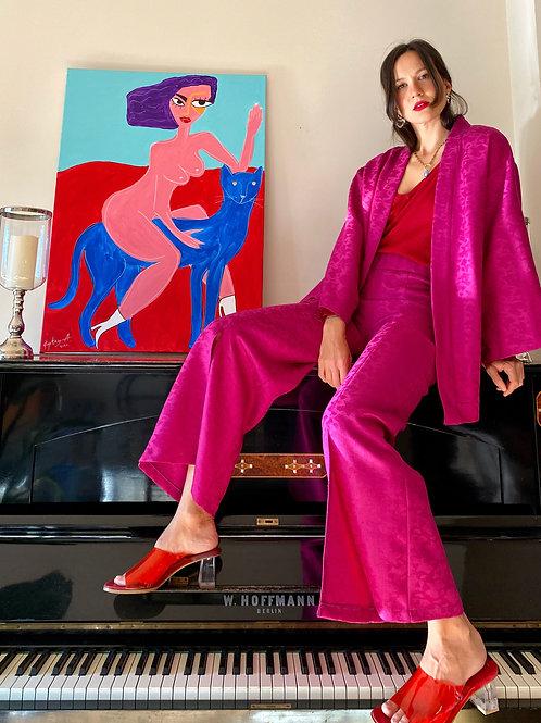 The Irina Kimono Set