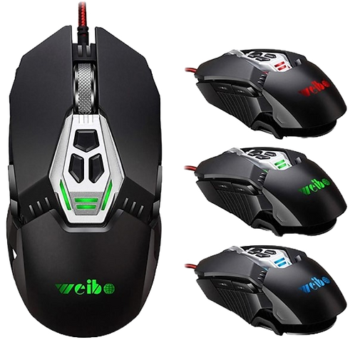 MOUSE GAMER WEIBO S450