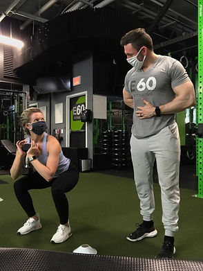 Personal Trainer, Couples Training, Small Group Training