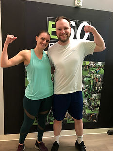Couples Training, Best Personal Trainer, Arlington, Alexandria, VA