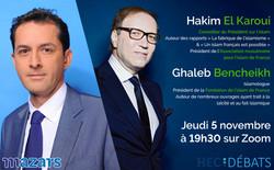 Hakim El Karoui & Ghaleb Bencheikh