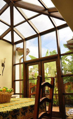 1. Oak Frame Solarium, Rancho Palos Verdes, CA