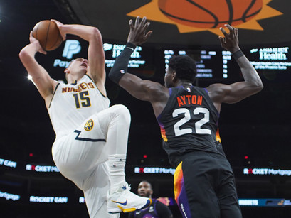 """Nuggets-Suns: MVP vs """"Be Legendary"""""""