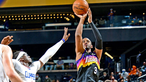 Un testo interrotto: Clippers-Suns, la preview