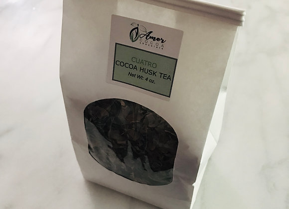 Cuatro Cocoa Husk Tea