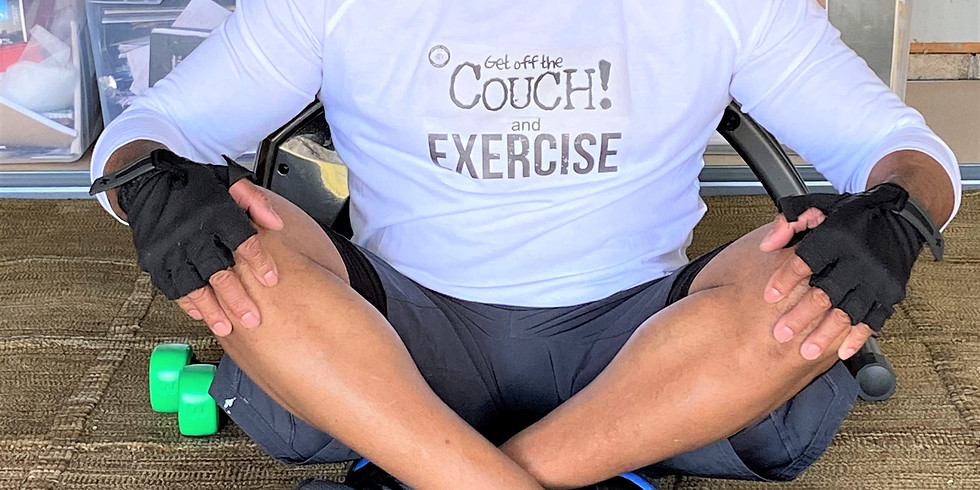 """""""Get Off the Couch"""" and Exercise"""