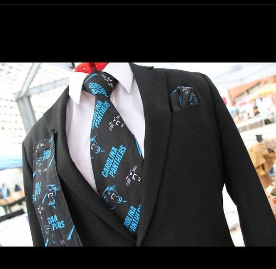 Panther Tie Set (black)