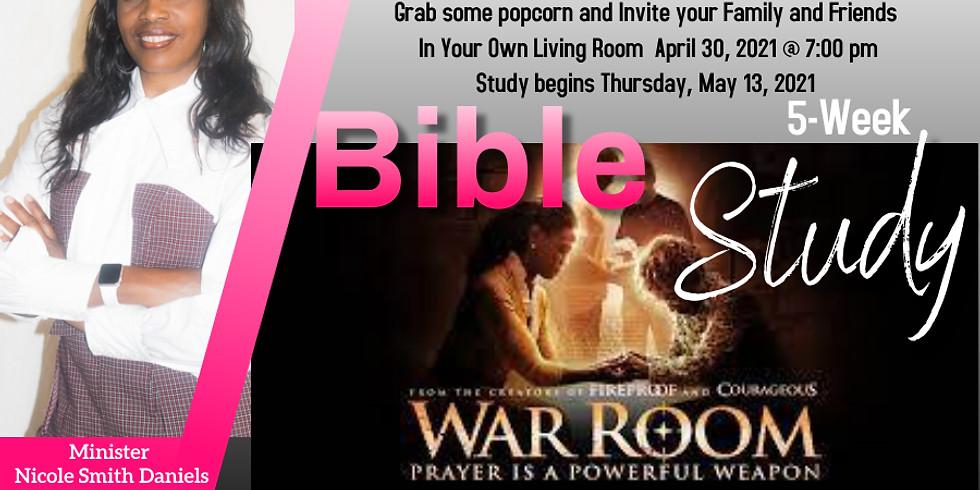War Room Bible Study and Movie Night
