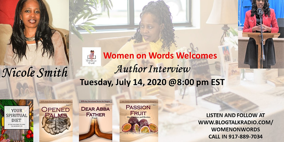 Women on Words Author Interview with Nicole Smith
