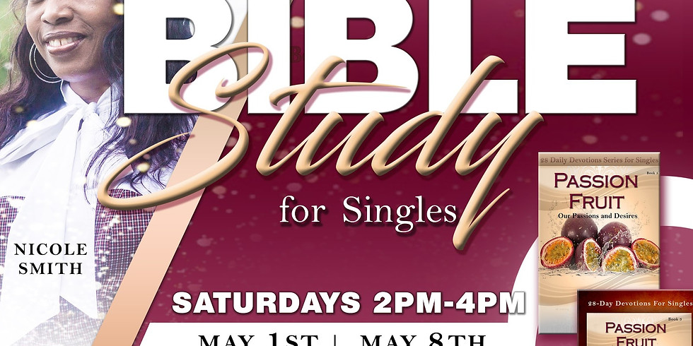 Passion Fruit Bible Study for Singles