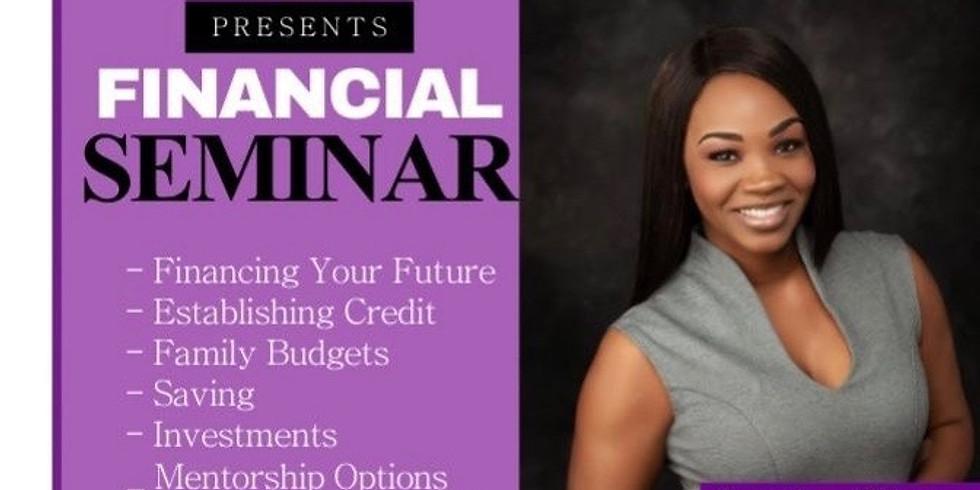 Single Mothers and Women Financial Seminar