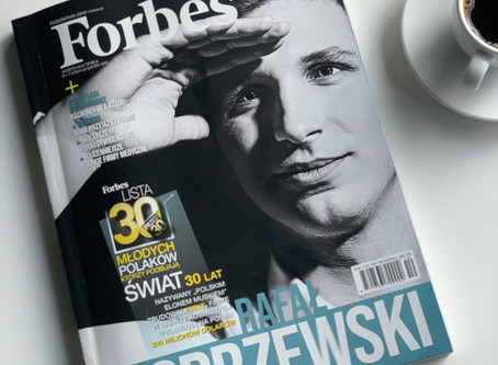 """This year's edition of Forbes """"30 Under 30"""" has its new hero."""