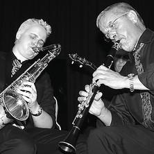 Sarah and Kjeld Brandt