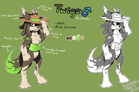 Twigs concept art