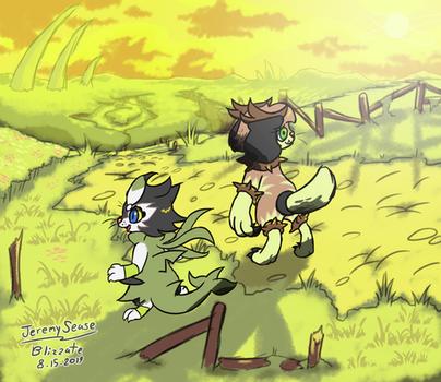 Scavanger hunting