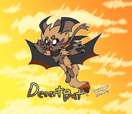 DesertBat the arctico/meratail hybrid