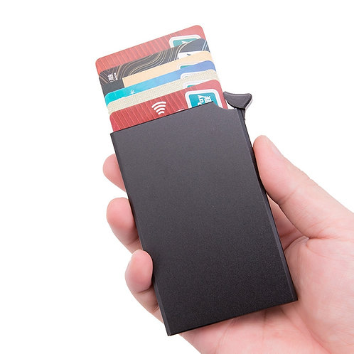 RFID Anti-theft Smart Wallet