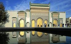 doors-of-royal-palace-fes-el-jdid-middle