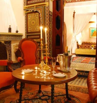 Suite Royale Riad El Ghalia