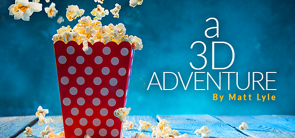 A 3D ADVENTURE AUDITIONS | Circle Theatre
