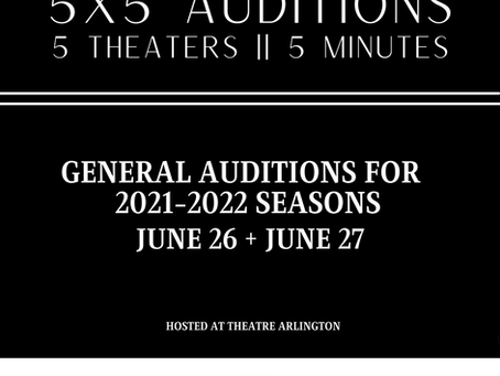AUDITIONS! || 5x5 Auditions