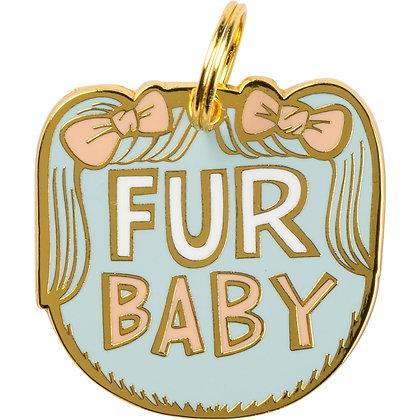 Fur Baby Collar Charm