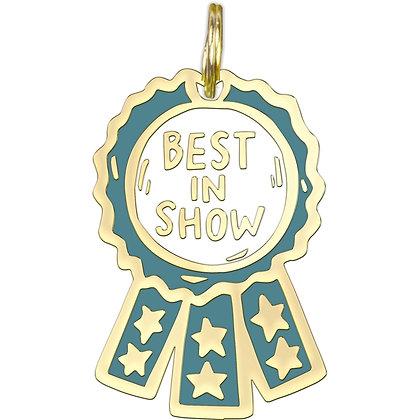 Best In Show Collar Charm