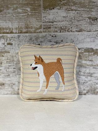Shiba Inu Mini Pillow