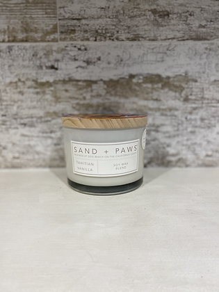 Tahitian Vanilla Candle