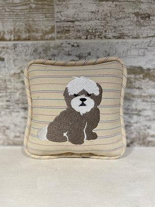 Shih-Tzu Mini Pillow