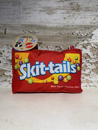 Skit-Tails Chew Toy