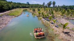 Sinar Eco Resort Eco Rafting