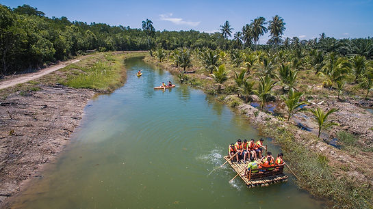 Sinar Eco Resort River