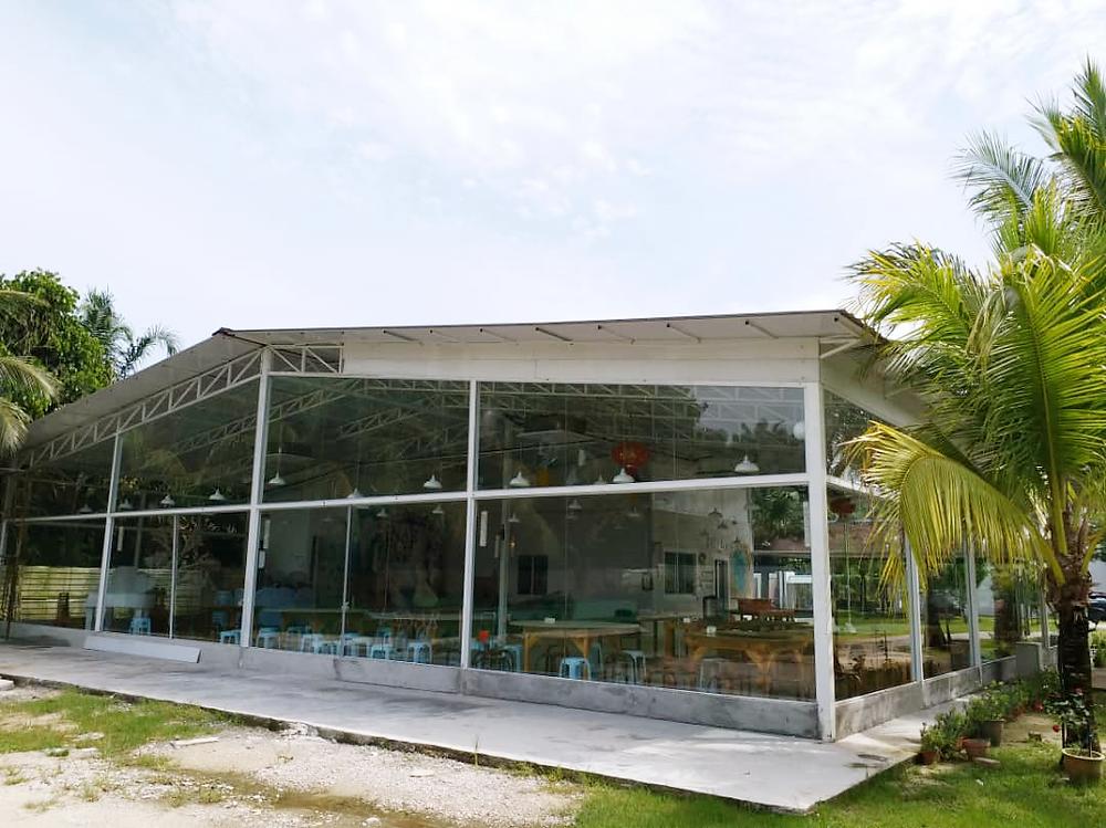 Sinar Eco Resort Cafeteria