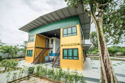 Sinar Eco Resort container rooms