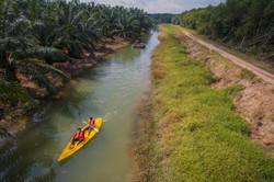 Sinar Eco Resort River Kayaking