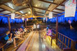 Sinar Eco Resort River Cruise