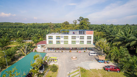 Sinar Eco Resort Main Building