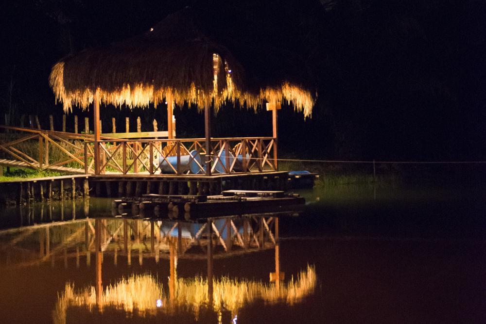 river side - night