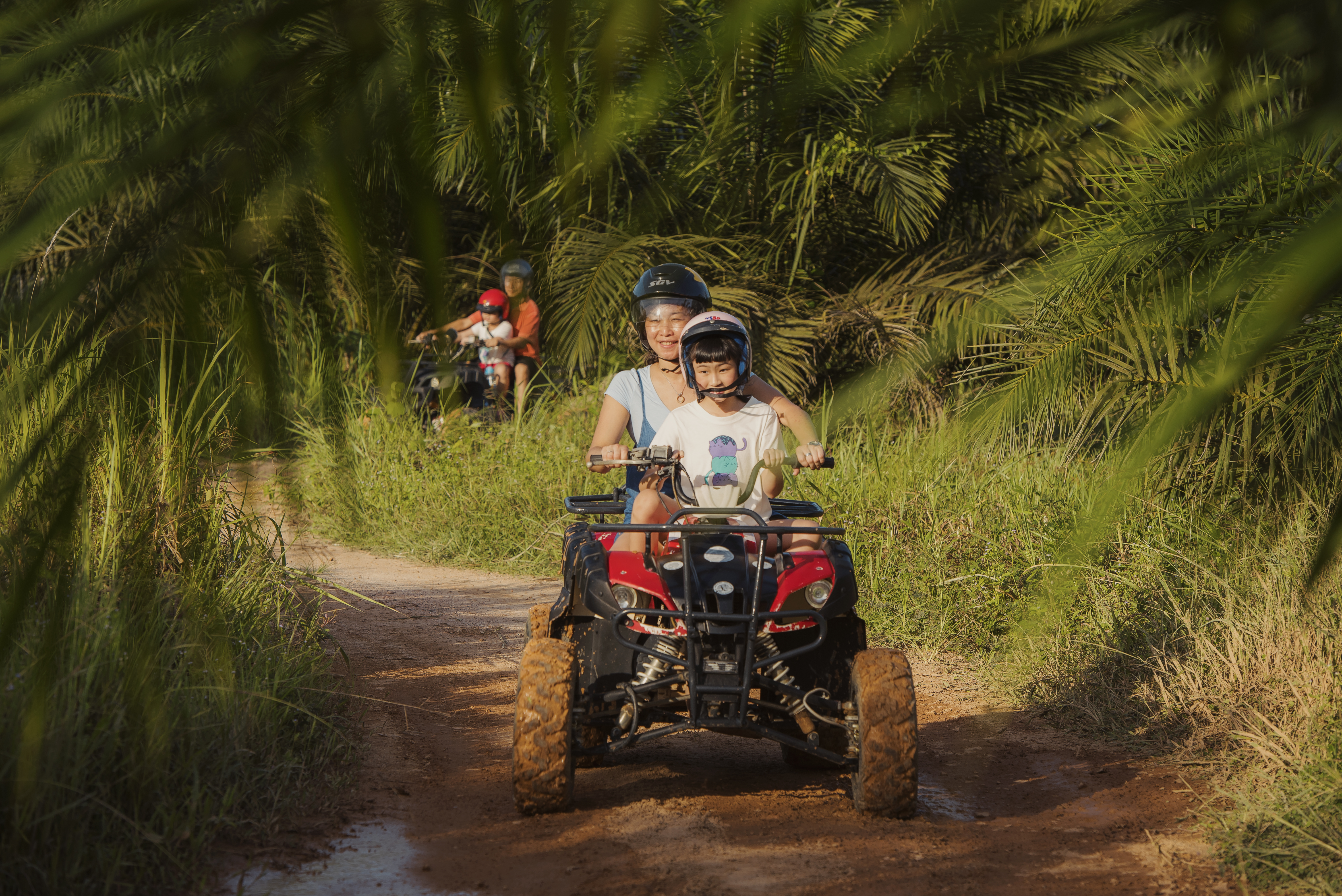 Sinar Eco Resort ATV