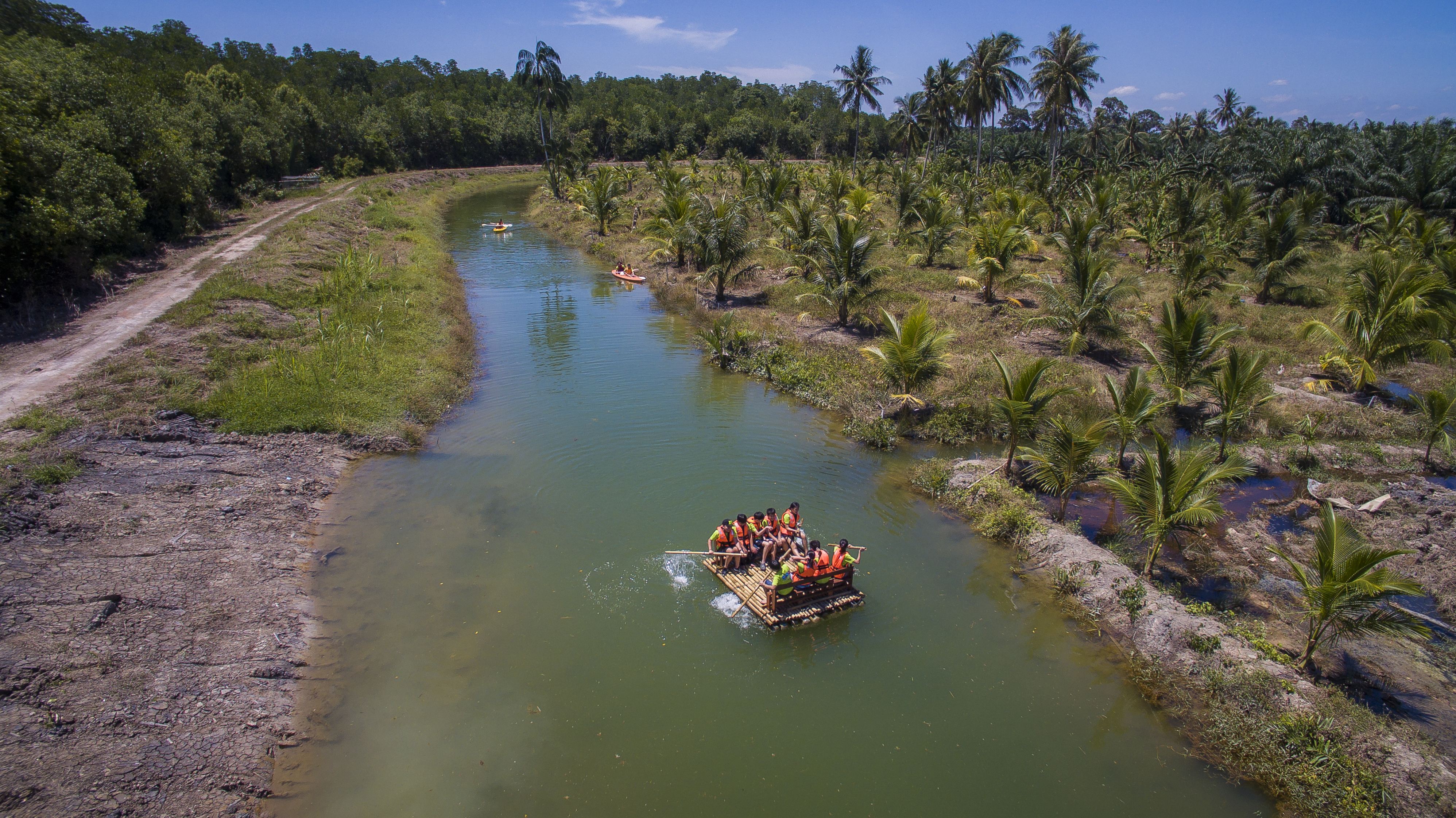Sinar Eco Resort Eco Rafting
